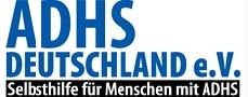 Mitglied im ADHS Deutschland e.V.